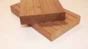 Grooved ThermoWood Decking