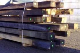 250 x 250 Air Dried Oak Beams