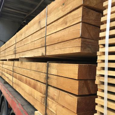 New Untreated Sleepers | Great Choice of Railway Sleepers to Buy