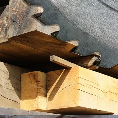 Bespoke Air Dried Timber Milling Service