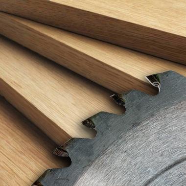 Rustic Oak Kiln Dried Board Qf2-3