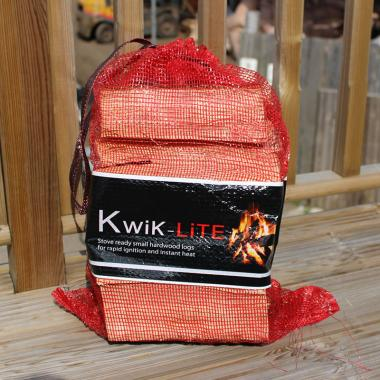 Kwik-Lite Small Hardwood Logs