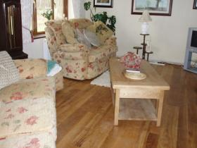 Rustic Grade Unfinished American White Oak Flooring