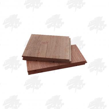 Mixed Width Solid Red Oak Flooring