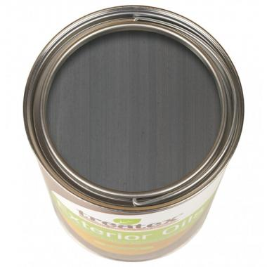 Treatex Steel Grey Exterior Oil