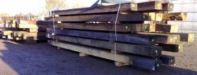 150 x 150 Air Dried Structural Oak Beam