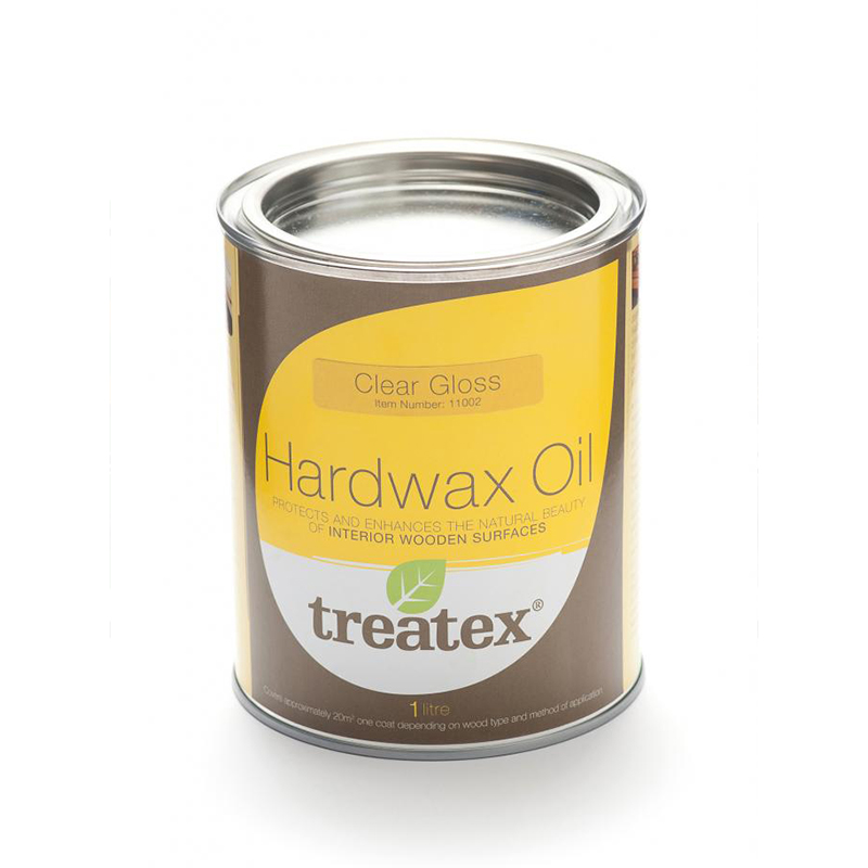Treatex Hardwax Oil Ultra - Clear Oils - 0.5 Litre