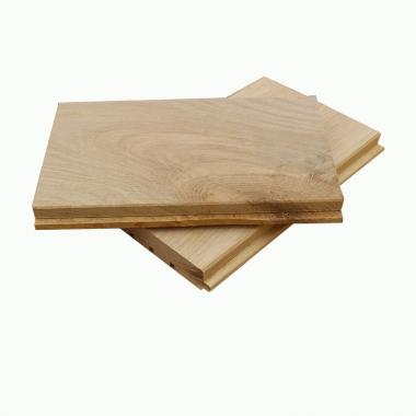 Character Grade Unfinished Solid European Oak Flooring