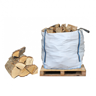 Kiln Dried Hardwood Firewood Bulk Bag