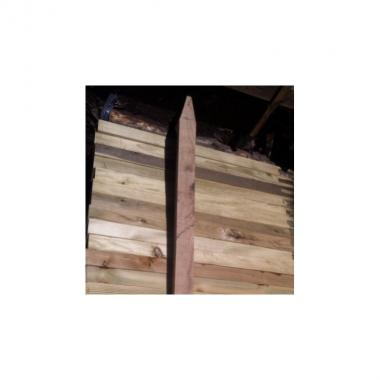 New Oak Fence Stake