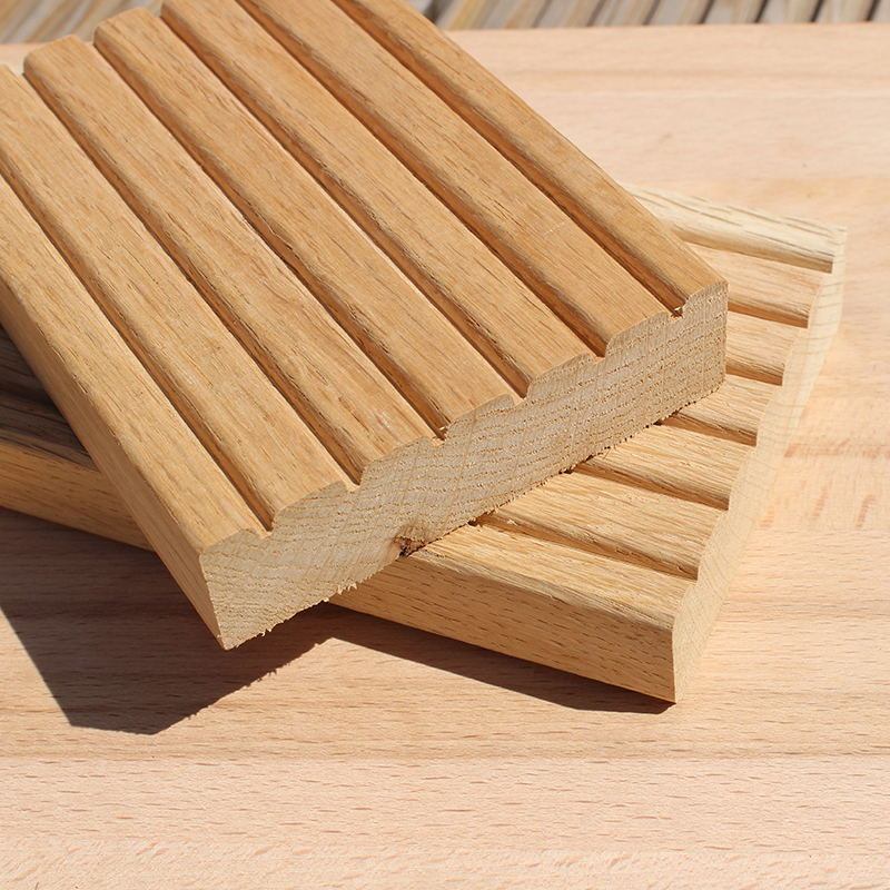 English oak decking 100x25mm buy decking boards and for Brown treated deck boards