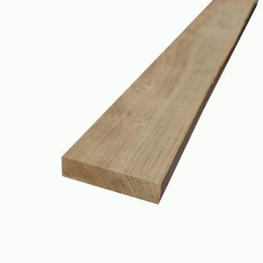 Freshly Sawn Oak Trim Boards