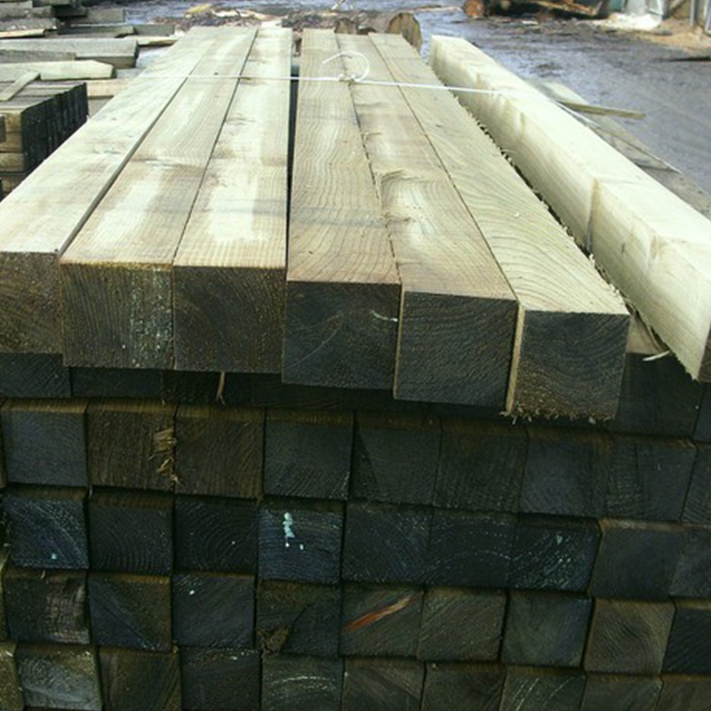 Treated Softwood Fence Post Buy Fencing Materials Online