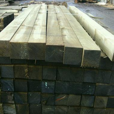Treated Softwood Fence Post