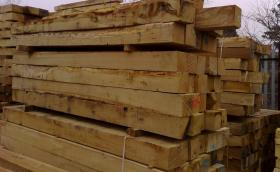 Rustic Oak Sleepers