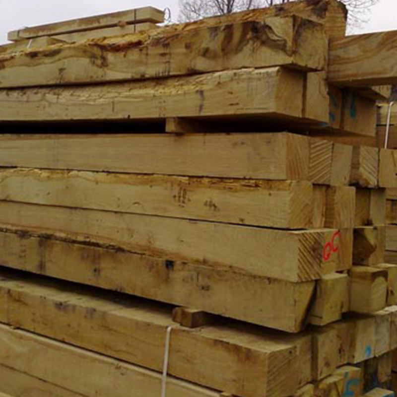 Rustic Oak Posts Buy Fencing Materials Online Uk Oak