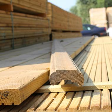 Decking Hand and Base Rails