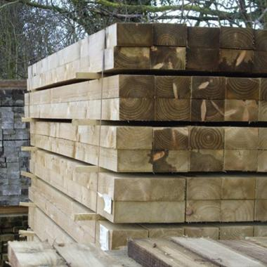 Treated Softwood Stake