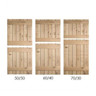 610mm x 1981mm Ledged Stable Door