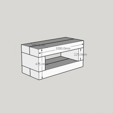 Oak Sleeper Unit - Steep