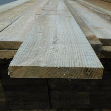 Treated Softwood Gravel Board